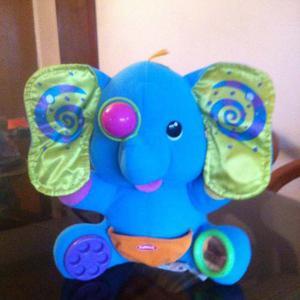 Elefante Sonajero Para Bebe