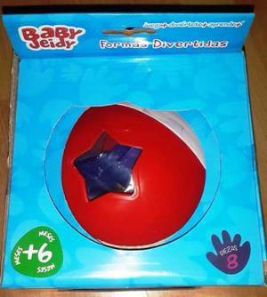 Juguete Educativo Formas Divertidas Para Bebes Baby Jeidy