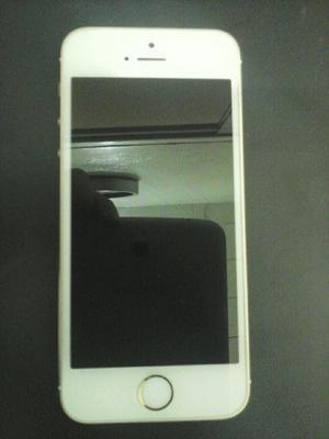 iPhone 5s Gold de 16gb