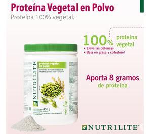 Proteína de Soya Nutrilite de Amway