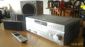 Sony 5.1 Home Theater 710 Watts Con Control Remoto.