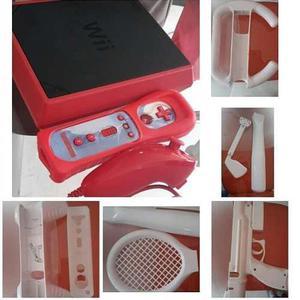 Vendo Nintendo Wii Juegos Y Accesorios