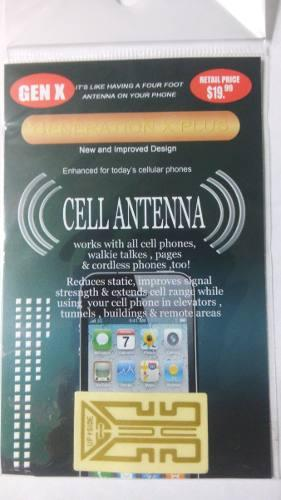 Antena Booster Mejora Recepcion Celular Solo Mayor Enguayana