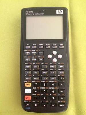 Calculadora Hp 50 G. Graphing Calculator