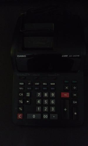 Calculadora Sumadora 12 Digitos Casio
