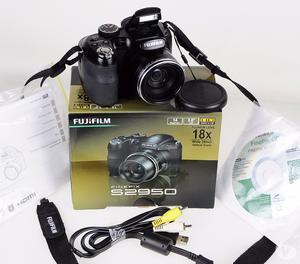 Camara Fujifilm Digital Semi Profesional, 14mpx con Video HD