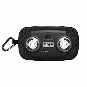 Corneta Portatil Para Ipod 4s Con Radio Fm