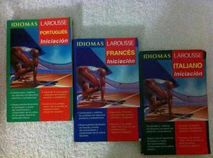 Diccionario Portugues, Italiano, Frances