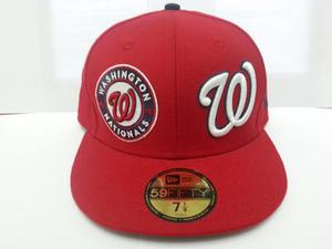 Gorra New Era Mlb Washington Nationals 100% Original