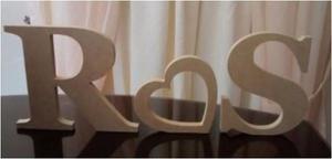 Letras Para Matrimonio, Boda, Candy Bar