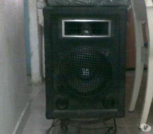 cornetas para equipo de sonido