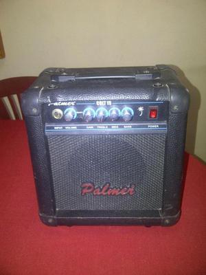 Amplificador Guitarra Electrica Palmer 15