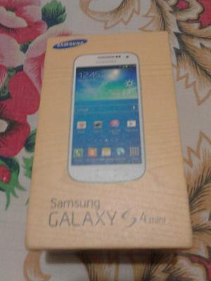 Caja Vacia De Samsung Galaxy S4 Mini