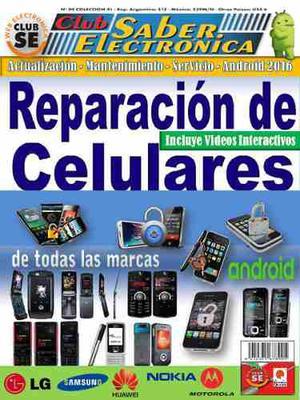 Curso Reparación Teléfonos Celulares Videos + 20 Softwares