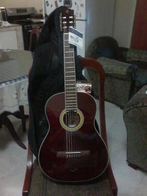 Guitarra acustica Palmer NUEVA CON SU FORRO