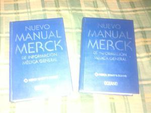 Libros de Medicina Merck