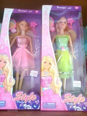 Muñecas Princess