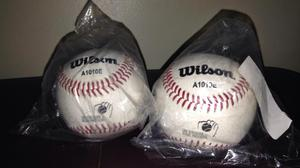 pelotas wilson de beisbol