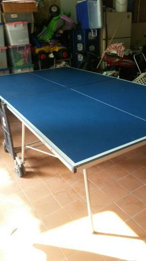 Venta de mesa de ping pong marca stiga2 posot class for Mesa de ping pong usada
