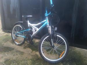 vendo bicicleta greco rin 20