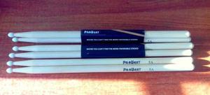 Baquetas De Madera Con Punta De Nylon 7a Y 5b Pro-beat