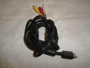 Cable Audio Video Para Playstation 1, 2 Y 3