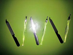 Combo: Pata De Cabra + Lima Metálica Manicure - Uñas