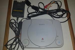 Consola De Playstation1 (ps1), En Excelente Condiciones!!