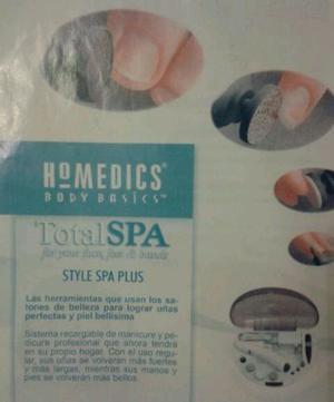 Kit Pecure Manicure Homedics