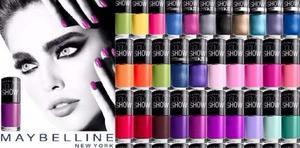 Pinturas De Uñas Color Show Maybelline