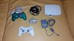 Play Station 1 Ps One Sony Con Controles