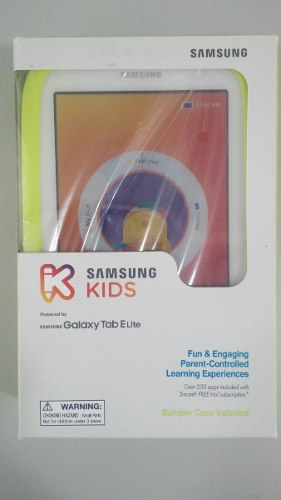 Tabla Samsung Galaxy Tab Kids ¡ El Mejor Regalo!