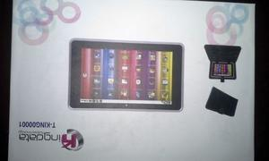 Tablet Android Marca Kingdata Dual Core, Wifi, Doble Camara,