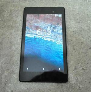Tablet Nexus gb. Mica Rota En Un Lado