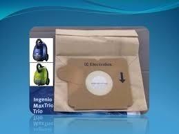 Bolsa Para Aspiradora Electrolux Ingenio Verde,azul, Roja