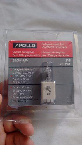 Bombillo Foco Para Retroproyector Marca Apollo 360w 82v