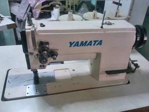 Maquina Doble Aguja Yamata