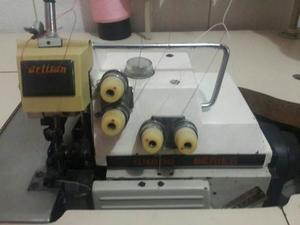 Máquina Fileteadora Industrial Artisan Modelo Gn 800