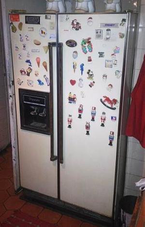 Nevera 27 Puertas Verticales Compresor Malo