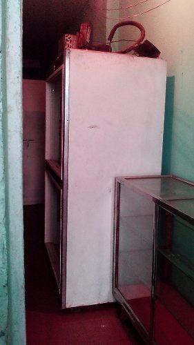 Nevera Vitrina 4 Puertas Exhibidora Y Congelador Operativo