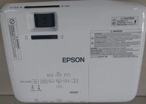 Proyector Epson Ex Lumens, Hdmi