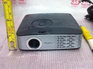 Video Beam Proyector Portátil Phillips Picopix  De Led