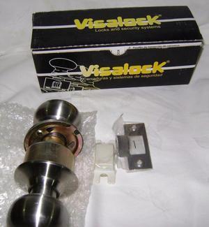 Cerraduras de Pomo Visalock