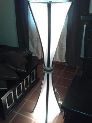 LAMPARA RUSTICA TELAR 1,30 MTS