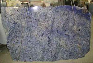 Lámina De Granito Importado Azul Bahía 5,04 M2