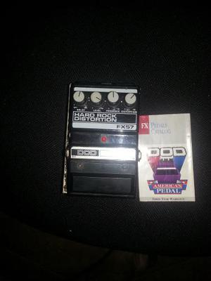 Pedal Hard Rock Fx57