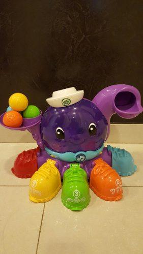 Pulpo Musical Busca Y Aprende De Leap Frog