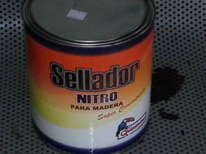 Sellador Concentrado Para Madera Nitro. En Galón.nuevo