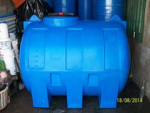 Tanque Horizontal, Cisterna O Cochino De  Lts