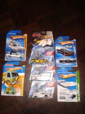 Vendo Mi Super Coleccion Hotwheels!